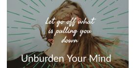 unburden your mind