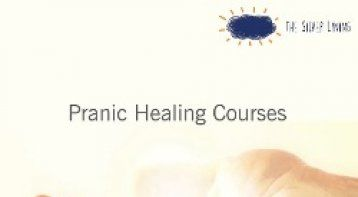 Advanced Pranic Healing Workshop