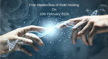 Free Workshop of Reiki Healing