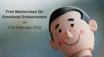 Free Workshop on Emotional Enhancement