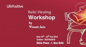 Reiki Healing Workshop