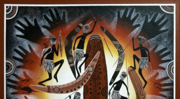 aboriginal spirituality is lesser and more grounded version of modern spirituality
