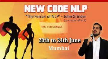 New Code NLP in  Mumbai