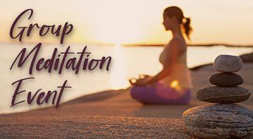 Prayer For Peace - Free Group Meditation Event For Global Peace & Illumination