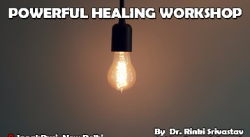 7-Day Powerful Healing + 1-Day Ancestors Healing Workshop