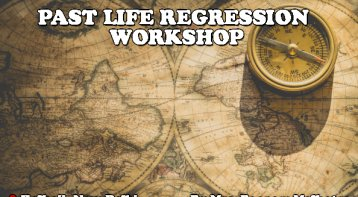 Past Life Regression Workshop: Let your past heal you