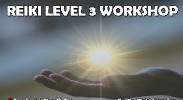 Reiki Level 3 Workshop: Become a Master Healer
