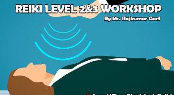 Reiki healing workshop: Level 2 - For aspiring healers