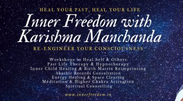 Past Life Regression Group Activity: Release Your Past