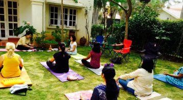 Exclusive Yoga And Meditation Retreat: Finding The New You
