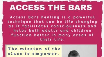 Access Consciousness Bars Class: Learn to Make Things Happen