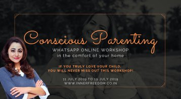 Conscious Parenting 8-Day Online Whatsapp Workshop