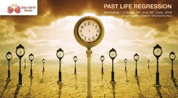 2 Days Past Life Regression Workshop - Experiential