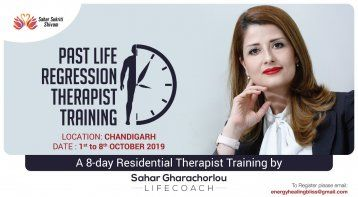 Past Life Regression Therapist Training
