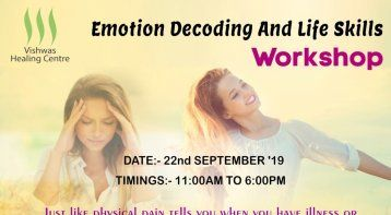 Emotional Decoding And Life Skill Workshop