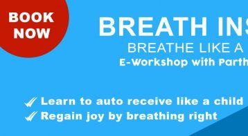Breath Inside | E-workshop by Partha Gupta and Life Positive