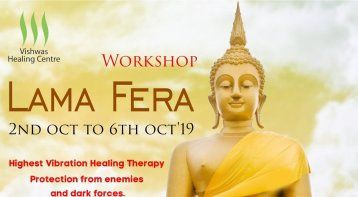 Lama Fera Healing Training Program