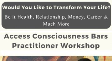 WOULD YOU LIKE TO TRANSFORM YOUR LIFE