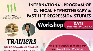 Clinical Hypnotherapy and Past Life Regression Workshop