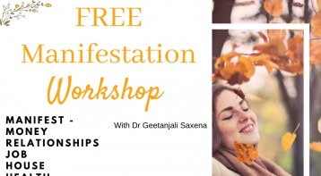 Free Manifestation Workshop
