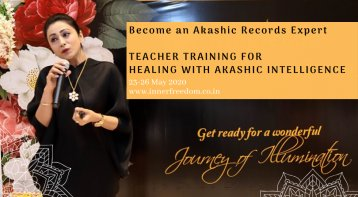 Teacher Training for Healing with Akashic Intelligence