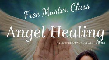 FREE Master Class Angel Healing
