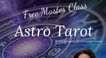 FREE Masterclass Astro Tarot