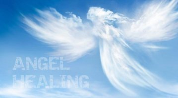 Signs for angel healing