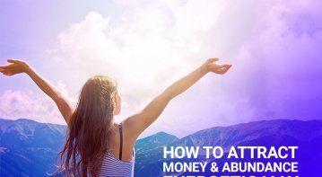 attract money abundance