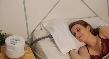 A pillow that helps menopausal women sleep better