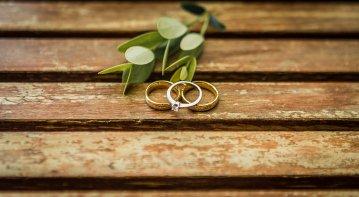 Wedding Wooden Ring