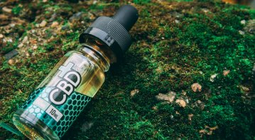Natural CBD E-Liquid