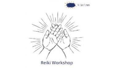 Reiki level 1&2 workshop + surprise|New Delhi|Life Positive