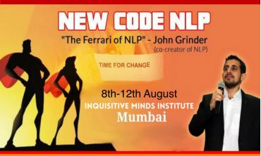 Internationally certified NLP course|Mumbai|Life Positive