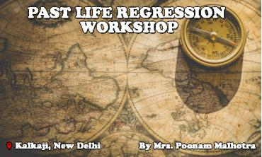 Past Life Regression Workshop | New Delhi | Life Positive