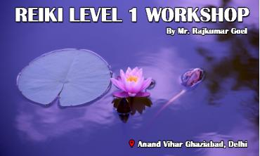 Reiki training New Delhi