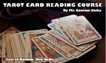 tarot card reading course gautam sinha