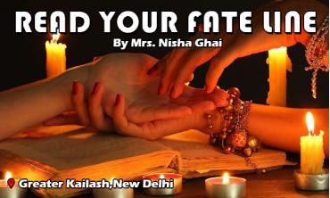 read fate line nisha ghai