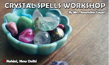 crystal spells workshop anamika goyal