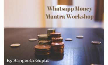 sangeeta gupta money mantra workshop