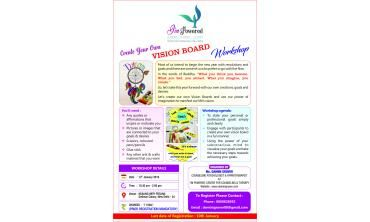Vision Board Workshop | Hypnotherapy | Damini Grover | Life Positive