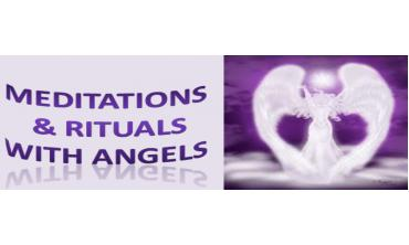 meditation rituals with angels