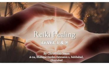 reiki healing course