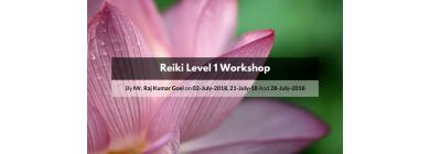 Reiki level 1 workshop in Delhi & Kolkata | Life Positive