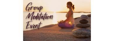 Free Group Meditation Event: For Global Peace & Illumination