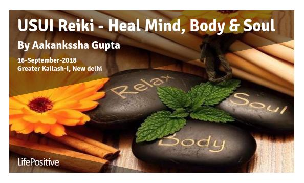 Usui Reiki Level 1 and 2