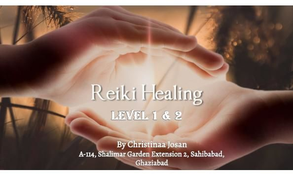 Certified Reiki Healing Course: Learn Level 1 & 2 in just two days