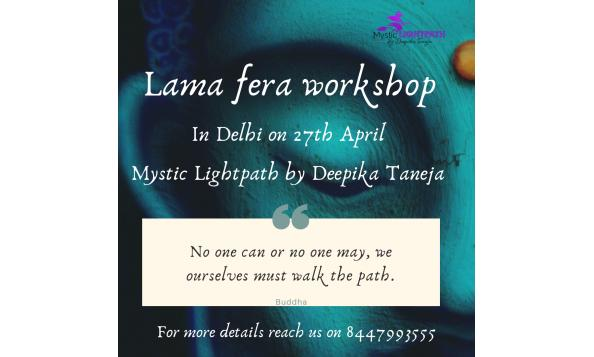 Lama Fera in Delhi