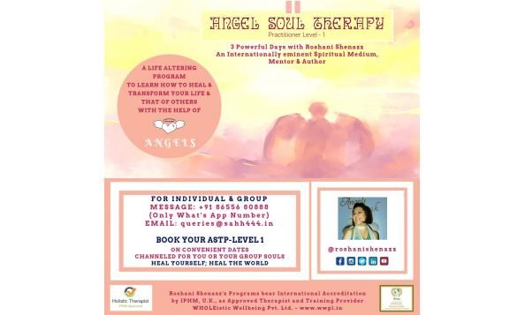 Angel Soul Therapy Practitioner Level 1 Training Program