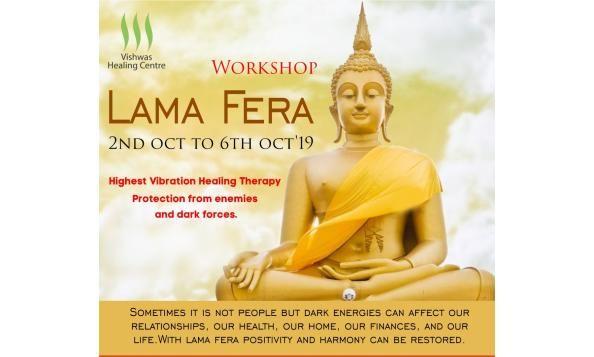 Lama Fera Healing Training Program